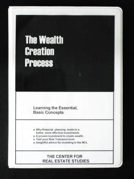 The Wealth Creation Process